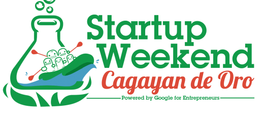 Startup Weekend Logo - CDO (with Google for Entrep)